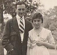 Elizebeth Smith Friedman and her husband William