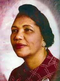 Thelma Walker, Charter member of the Gamma Kappa Omega Chapter of Alpha Kappa Alpha Sprproty, Inc.