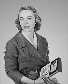 Dr. Joyce Brothers, 1950s