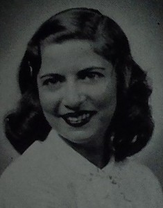 Ruth Bader Cornell University yearbook)