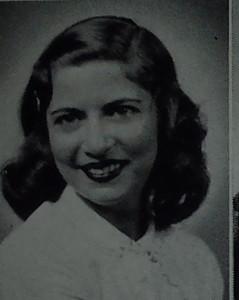 Ruth Bader Cornell University yearbook)