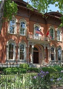 The Snowden-Gray House, Kappa Kappa Gamma's Headquarters