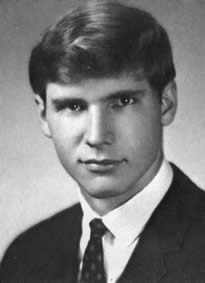 Harrison Ford at Ripon College (Courtesy of Ripon College)