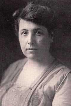 Bessie Leach Priddy in the 1920s