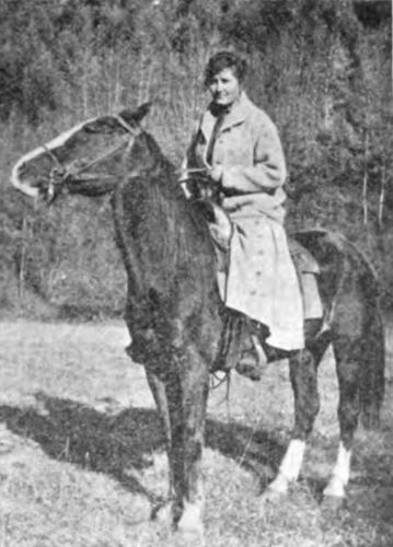Mary Ellen Chase (courtesy of Sigma Kappa Triangle)