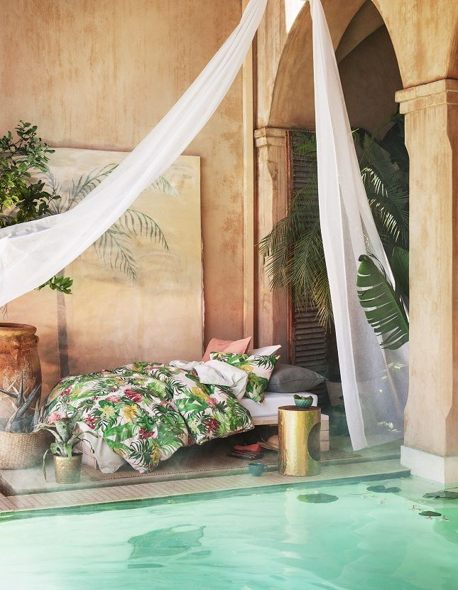 Is There A Rule That Says Your Bedroom Canu0027t Also Be The Pool? Click Here!