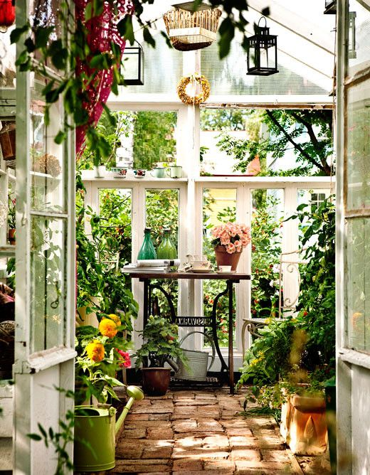 Greenhouse Upgrade Inspiration