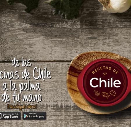 La cuisine du Chili <br> à portée de main!