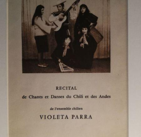 Musée Violeta Parra à Santiago!