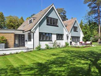 Bardage de façade revêtement extérieur tendance bâtiment maison