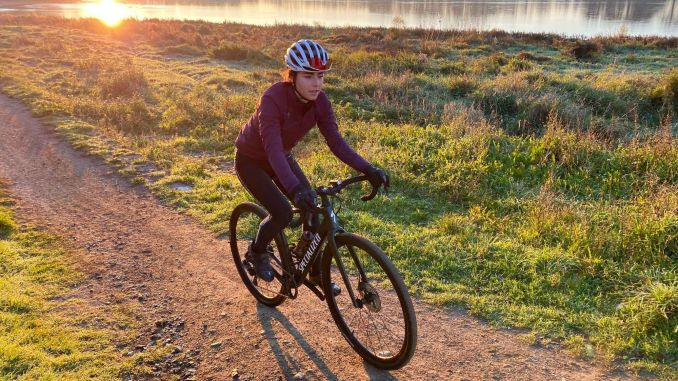 Voyage à vélo, la clef des champs
