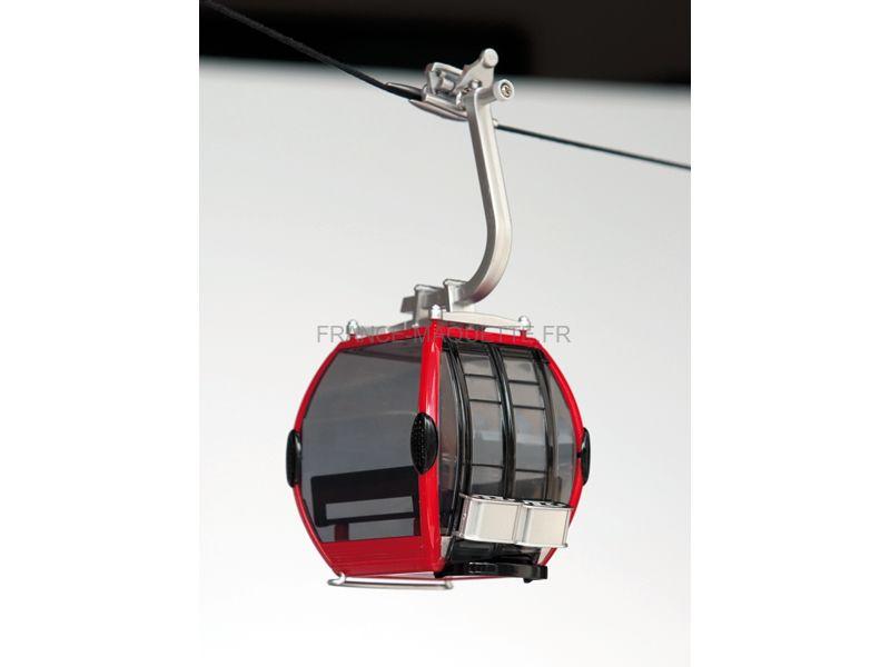 Tlcabine Omga Rouge Pour Tlphrique Miniature
