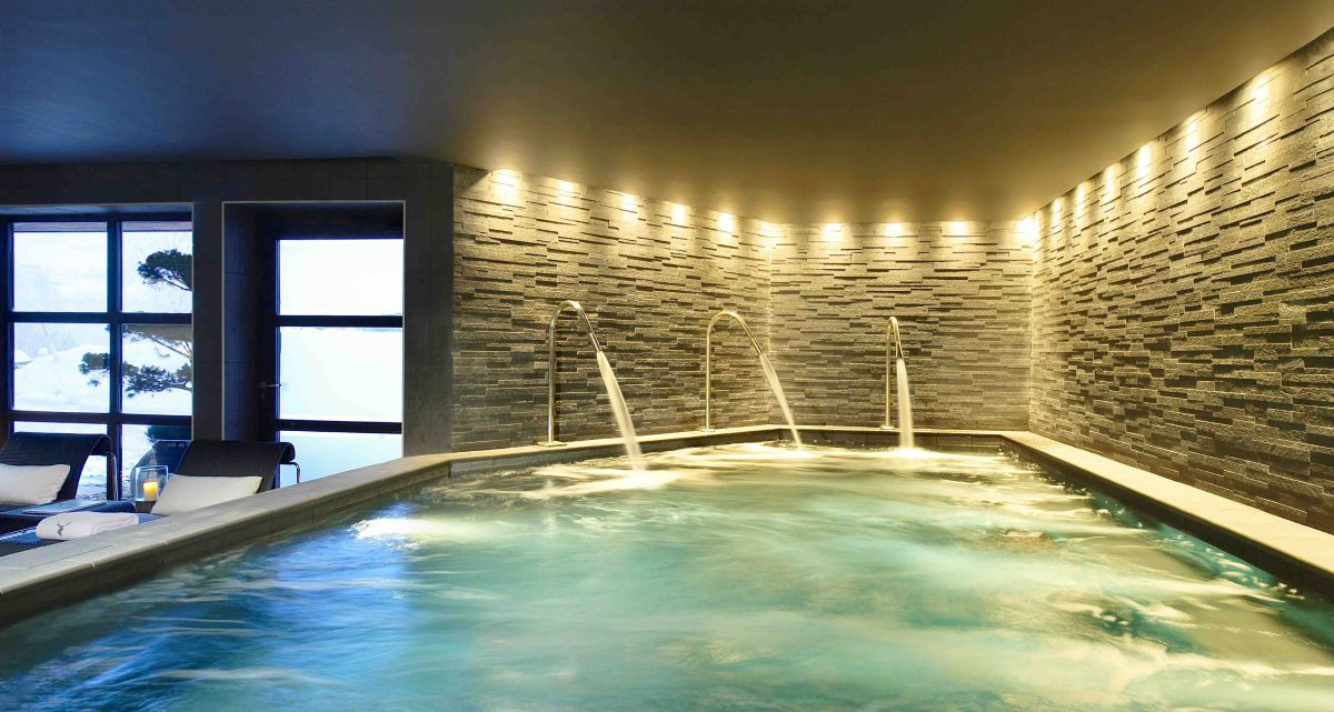 10 Spas Dhotels De Montagne France Montagnes Site