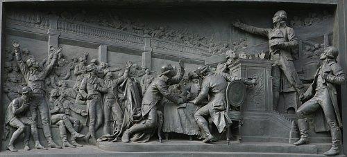 Abolition de la royauté le 21 septembre 1792