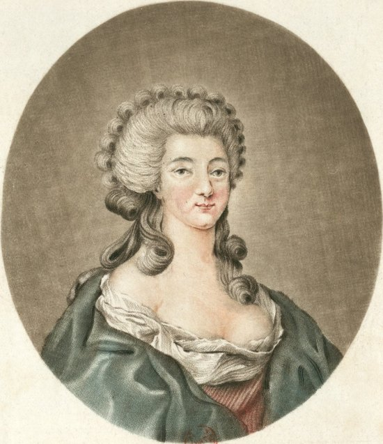 Jeanne de Valois-Saint-Rémy, comtesse de la Motte
