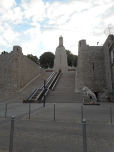 Monument to the Victory and to the Soldiers of Verdun