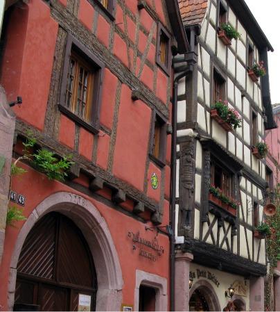 Riquewihr, France: Alsace Region