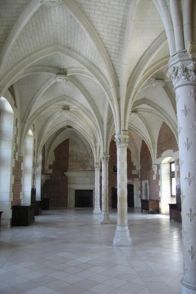 Amboise Gothic Interior