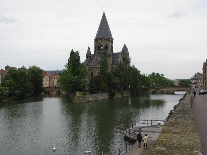 Metz Protestant Church