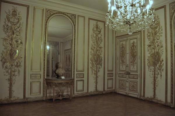 Inside the Hôtel Carnavalet