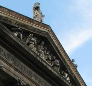 Paris Churches Notre Dame de Lorette