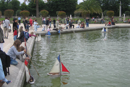 paris activities children