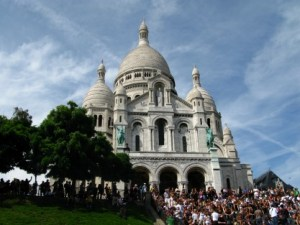 Paris Churches Sacre Coeur