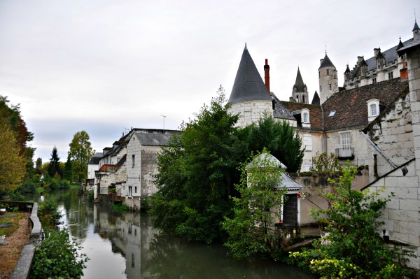 loches in the loire valley france
