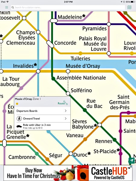 Offline Map Apps To Keep Your Trip Organized France Travel Info