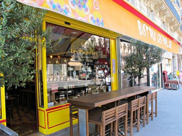 favorite Paris restaurant