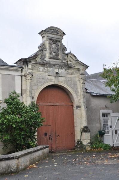 bourgueil abbey