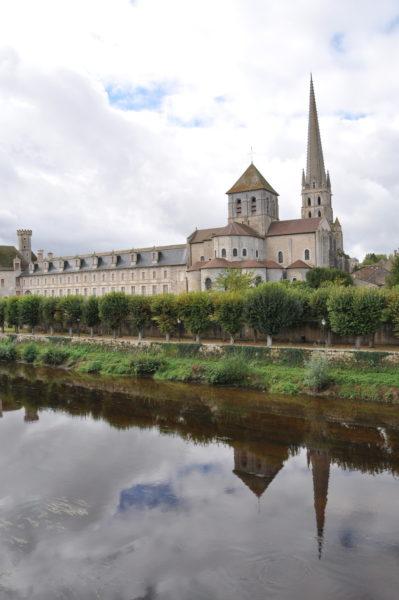Saint-Savin Abbey Valley of the Frescoes