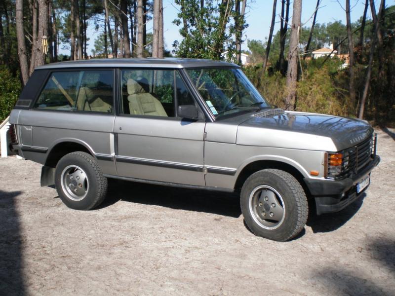 Troc Echange Range Rover Classic 25 TD 1993 Sur France