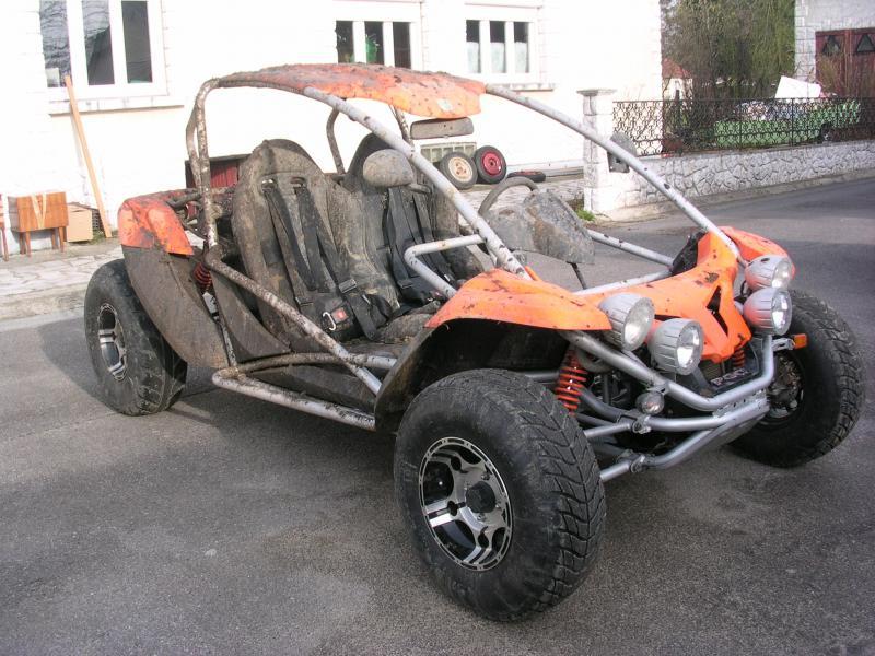 Troc Echange Buggy Pgo 500 Cc Sur
