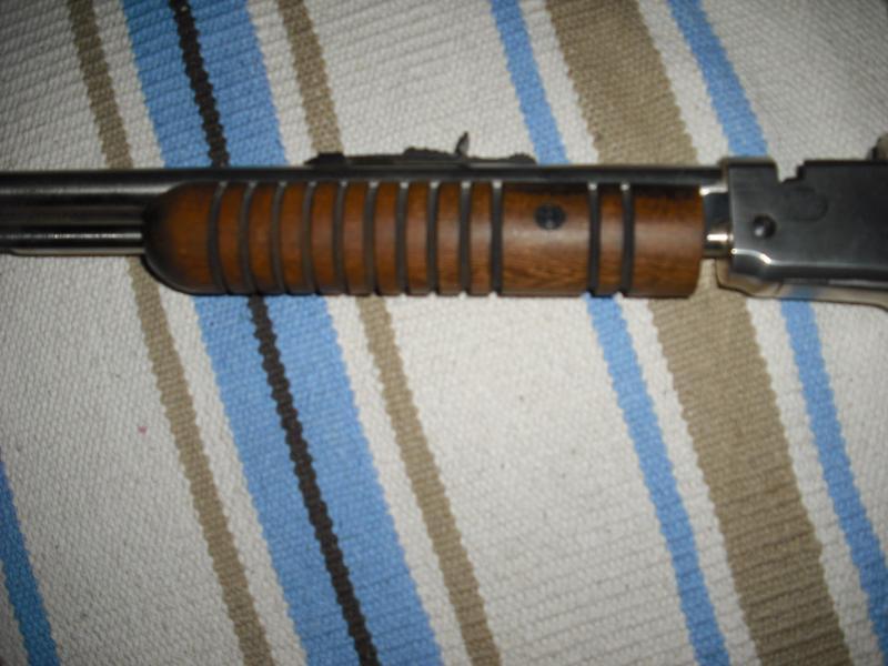 Troc Echange Magnifique Fusil A Pompe 22lr Sur France