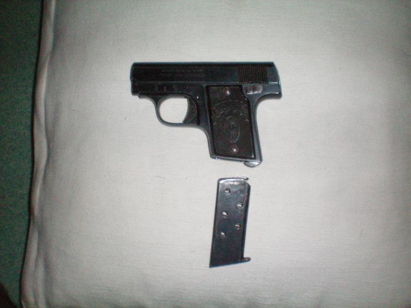 Troc Echange Vend Pistolet Auto 635 Sur