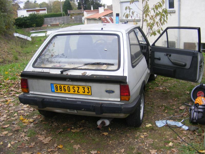 Troc Echange Fiesta XR2 MK1 Sur