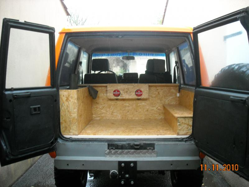 Troc Echange 4x4 Toyota Lj 70 Land Cruiser 24L TD Sur