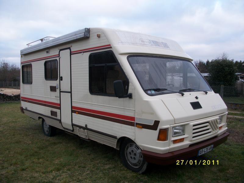 Troc Echange Camping Car Intgral Pilote R850 Sur France