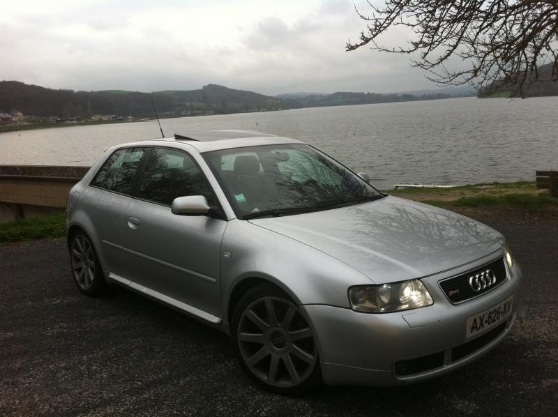 Troc Echange Audi S3 225 QUATTRO GPL Sur