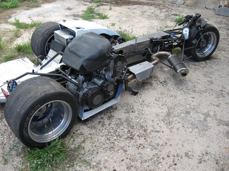 Troc Echange Side Car De Comptition F1 Sur