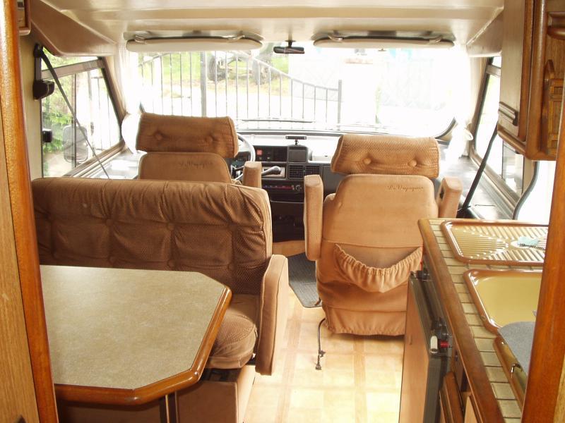 Troc Echange Camping Car Le Voyageur 490 Integral Sur