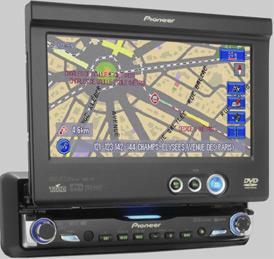 Troc Echange Autoradio Gps Pioneer Avic Xr1 Sur France