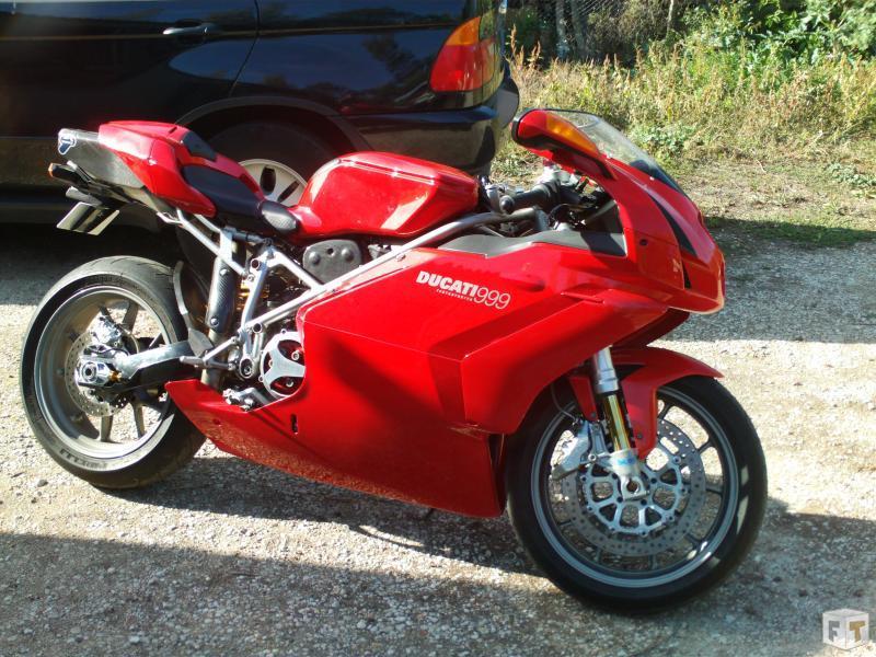 Troc Echange Ducati 999 Sur