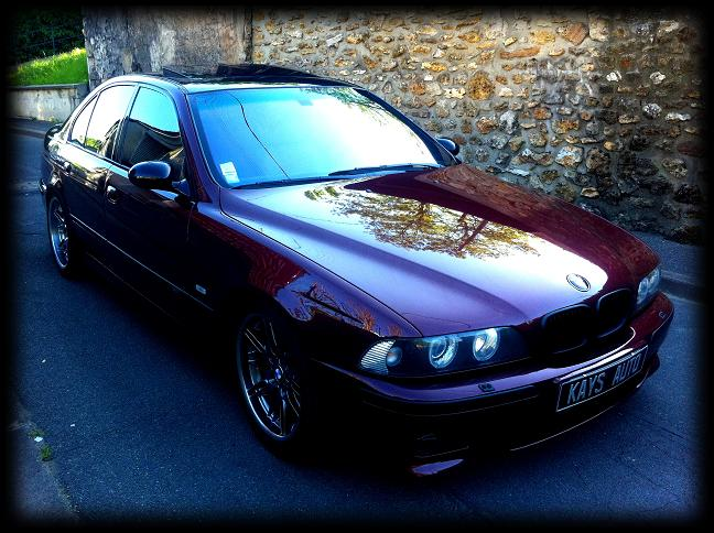 Troc Echange BMW M5 E39 V8 400cv Sur