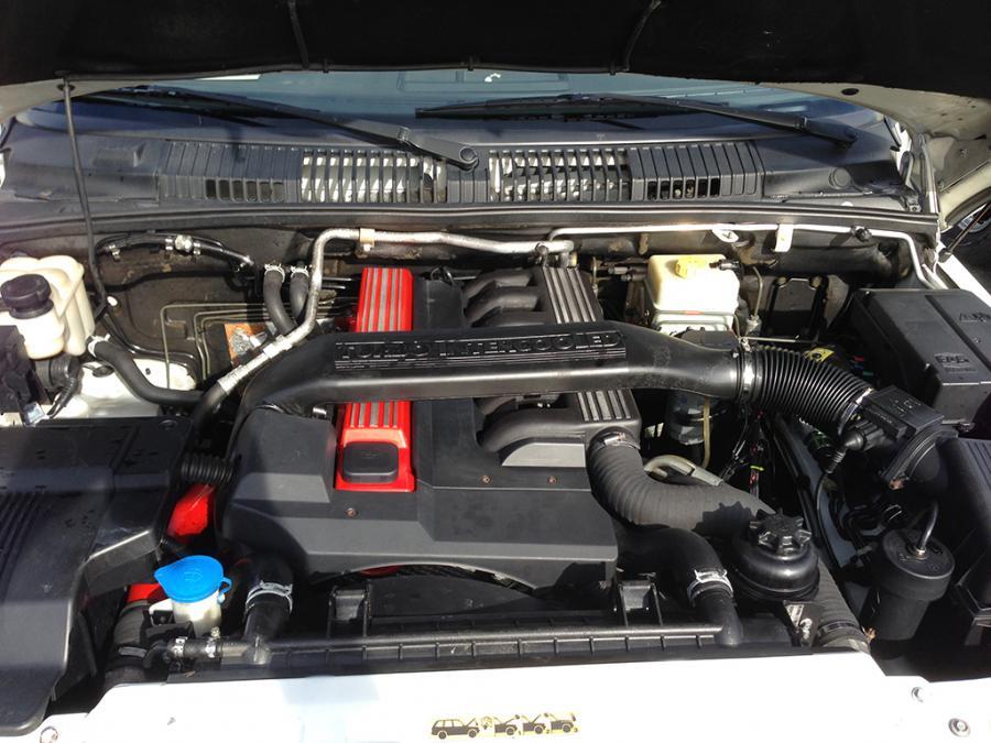 Troc Echange Land Rover Range Rover P38 25 Diesel DSE