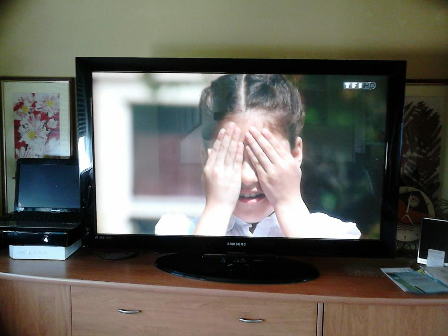Troc Echange Tv Plasma Samsung Sur