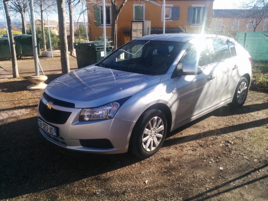 Troc Echange Chevrolet Cruze 16 Ecotec Sur
