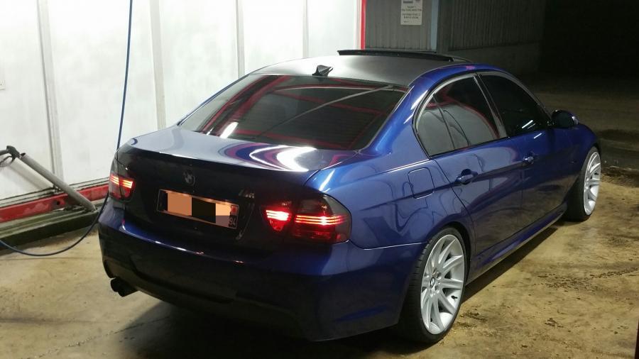 Troc Echange BMW Srie 3 E90 330i Pack M Sur