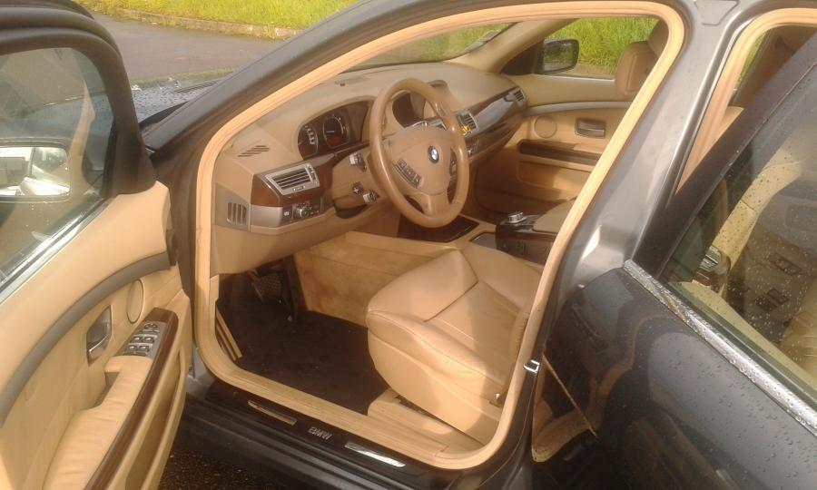 Troc Echange BMW 730 D Sur